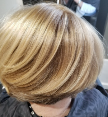 Hair fetish experience after