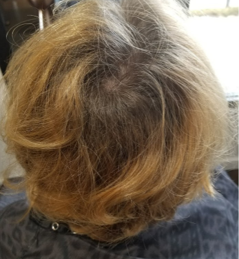 Hair fetish experience before